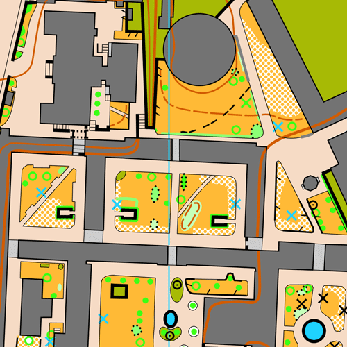 Map sample